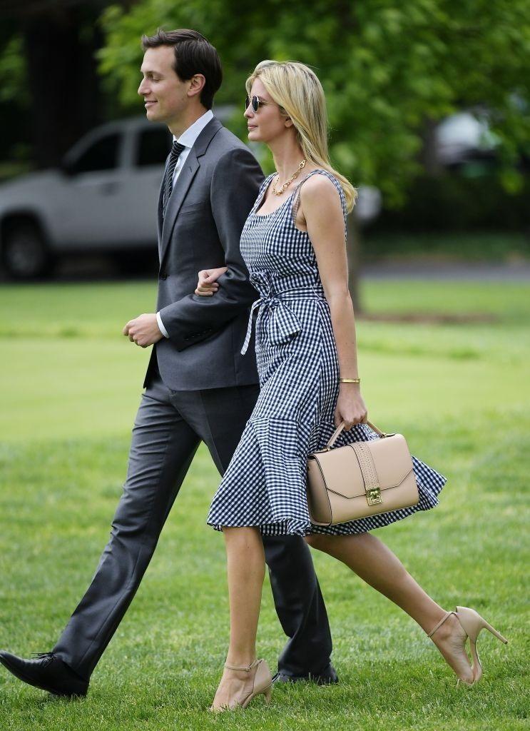 Ngẩn ngơ trước phong cách thời trang của ái nữ Tổng thống Mỹ - Ảnh 6