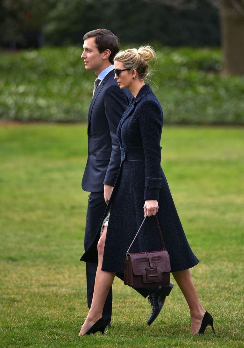 Ngẩn ngơ trước phong cách thời trang của ái nữ Tổng thống Mỹ - Ảnh 8