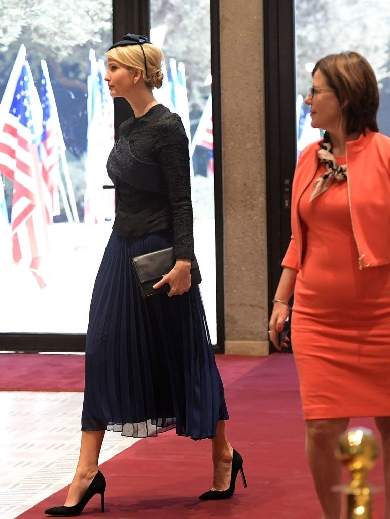Ngẩn ngơ trước phong cách thời trang của ái nữ Tổng thống Mỹ - Ảnh 2