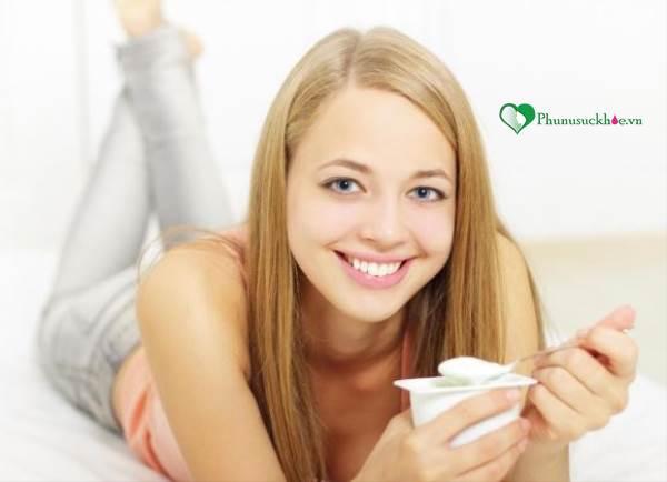 Sữa chua - thực phẩm càng ăn càng tốt cho sức khỏe vùng kín - Ảnh 1