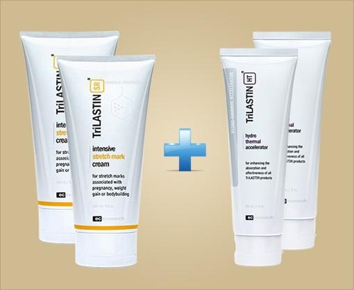 Kem trị rạn da sau sinh hiệu quả Trilastin