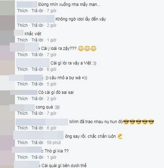 Khắc Việt khoe ảnh hôn bạn gái, nhìn kỹ ai cũng hoảng vì có gì đó sai sai ở đây - Ảnh 4