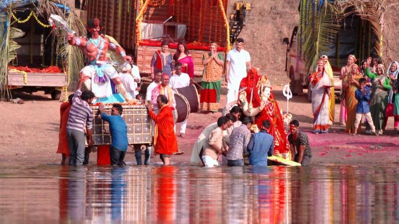 Khám phá các lễ hội lớn của Ấn Độ trong 'Âm mưu và tình yêu' - Ảnh 3
