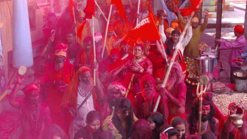 Khám phá các lễ hội lớn của Ấn Độ trong 'Âm mưu và tình yêu' - Ảnh 4