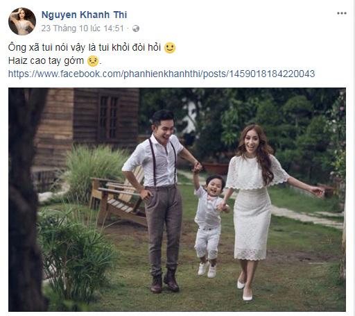 Kém tuổi Khánh Thi lại không có nhiều tiền, Phan Hiển cao tay nói đúng 1 câu khiến bà xã phải 'câm nín'  - Ảnh 2