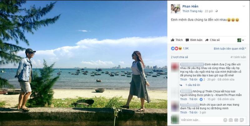 Bà mẹ 1 con Khánh Thi diện bikini khoe 3 vòng gợi cảm bên chồng trẻ Phan Hiển - Ảnh 8