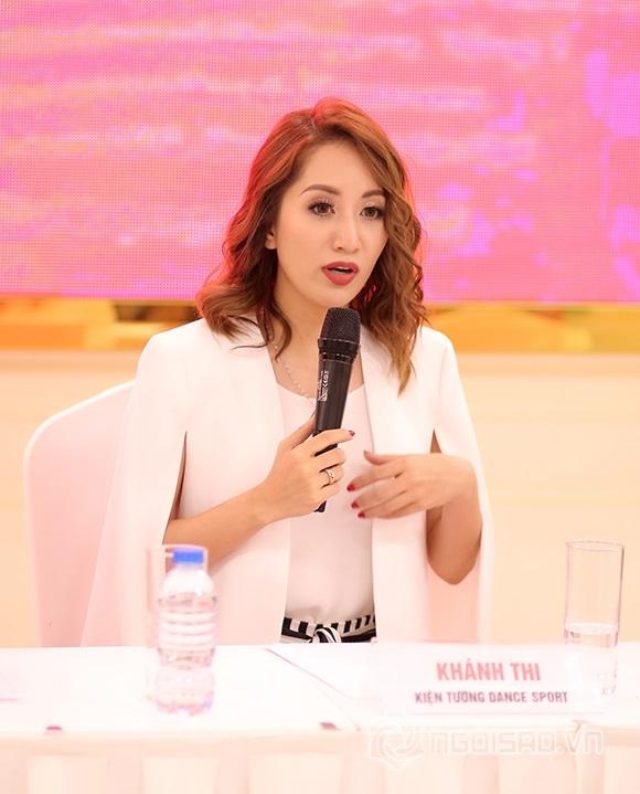 Vợ NSƯT Xuân Bắc tố bị chèn ép: 'Nữ hoàng dancesport' Khánh Thi bất ngờ lên tiếng - Ảnh 1