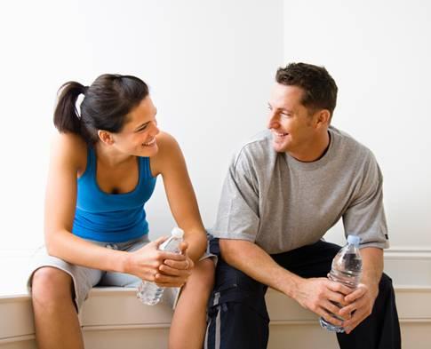 Giúp vợ cân bằng để thăng hoa cảm xúc - Ảnh 1