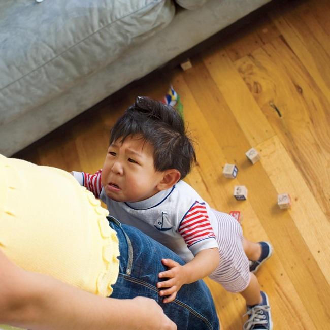 'Sạc pin cảm xúc' - mẹo đơn giản chặn đứng cơn khóc lóc ỉ ôi của trẻ - Ảnh 1