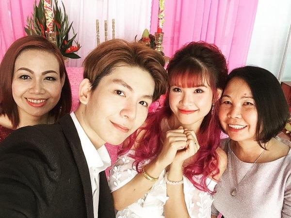Rò rỉ ảnh váy cưới đính 8.000 viên pha lê của ca sĩ Khởi My - Ảnh 4