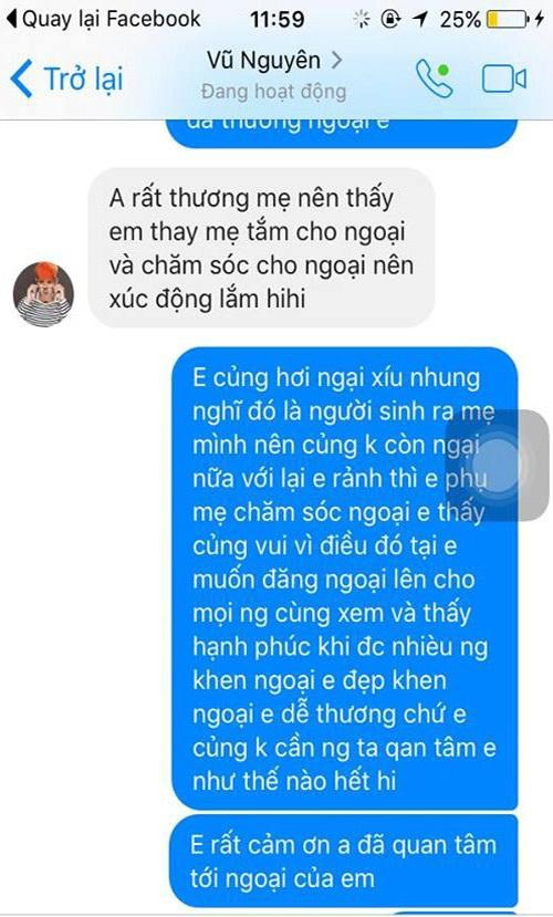 Clip 'bà ngoại xì tin': Không chỉ dân mạng mà Mr. Đàm và nhiều nghệ sĩ Việt cũng phát cuồng - Ảnh 3
