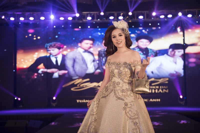 Hơn 1000 công chúa tài sắc hội tụ trong 'Thời đại mỹ nhân'