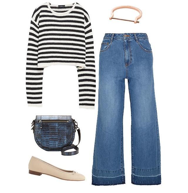 4 kiểu quần jeans chất lừ vừa hợp xu hướng, lại giúp đôi chân thon gọn, dài miên man - Ảnh 11