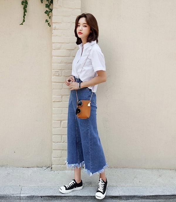 4 kiểu quần jeans chất lừ vừa hợp xu hướng, lại giúp đôi chân thon gọn, dài miên man - Ảnh 10