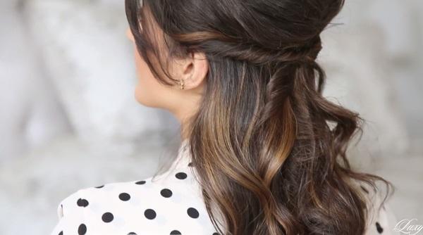 3 kiểu tóc dành riêng cho quý cô văn phòng - Ảnh 1