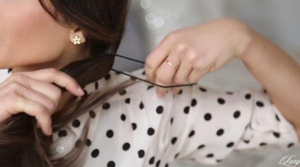 3 kiểu tóc dành riêng cho quý cô văn phòng - Ảnh 9