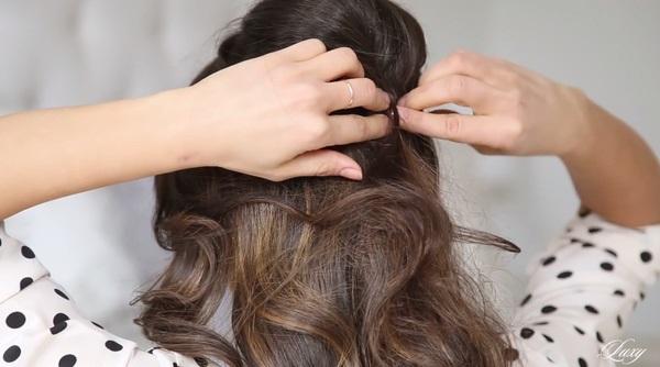 3 kiểu tóc dành riêng cho quý cô văn phòng - Ảnh 3