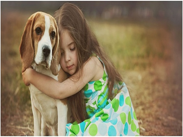 Hãy cho con được chăm sóc một loài động vật nào đó
