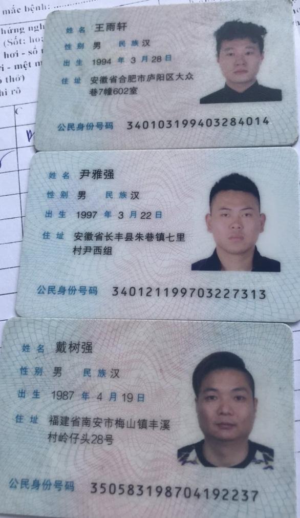 4 thanh niên Trung Quốc trèo tường trốn cách ly COVID-19 ở Tây Ninh - Ảnh 1