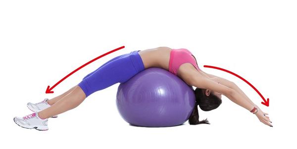 10 động tác giúp triệt tiêu mỡ thừa vùng lưng và hai bên nách - Ảnh 10