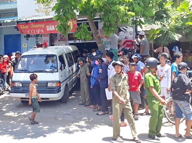 Nữ chủ tiệm Spa ở Ninh Thuận tử vong trong tư thế ngồi - Ảnh 2