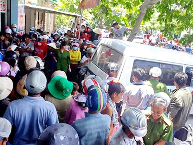 Nữ chủ tiệm Spa ở Ninh Thuận tử vong trong tư thế ngồi - Ảnh 1