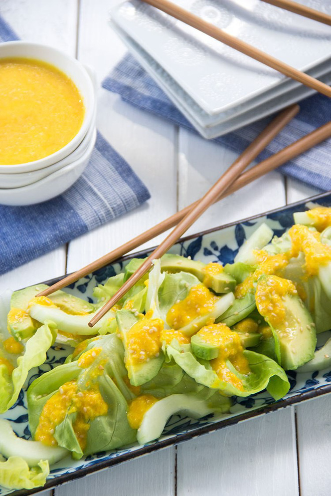 Salad bơ dưa chuột thanh mát cho ngày oi nóng - Ảnh 3