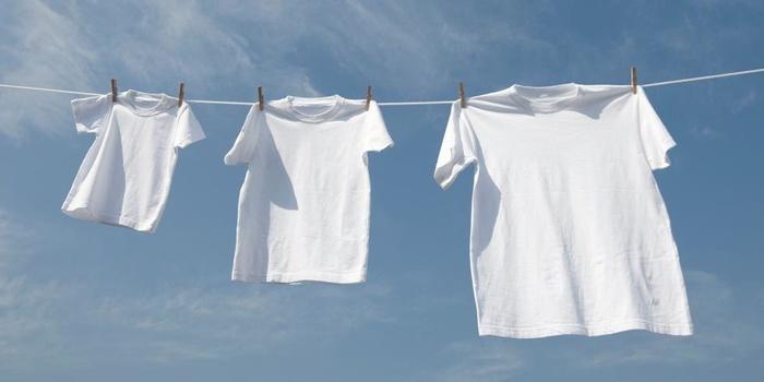 Phơi quần áo chỗ thoáng khí để ngăn ẩm mốc xuất hiện