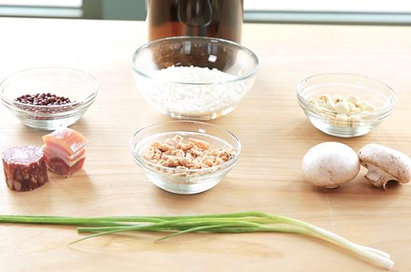 Cháo đậu đỏ, hạt sen bổ dưỡng vào bữa sáng - Ảnh 1