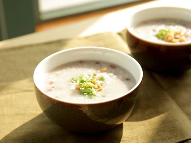 Cháo đậu đỏ, hạt sen bổ dưỡng vào bữa sáng - Ảnh 3