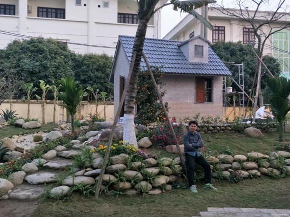 Xuân Bắc, Tự Long, Quang Dũng, Hương Tràm bày biện nhà cửa đón xuân - Ảnh 9