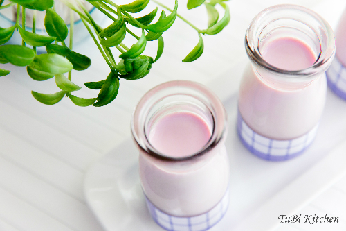 Tự làm sữa chua việt quất đặc quánh tại nhà - Ảnh 3