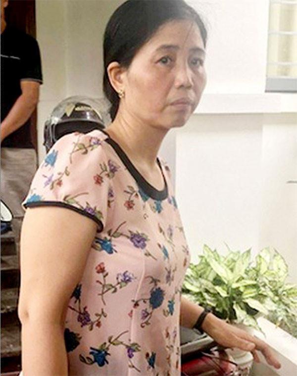 Nữ y sĩ khiến 103 trẻ mắc bệnh sùi mào gà bị đề nghị truy tố - Ảnh 1