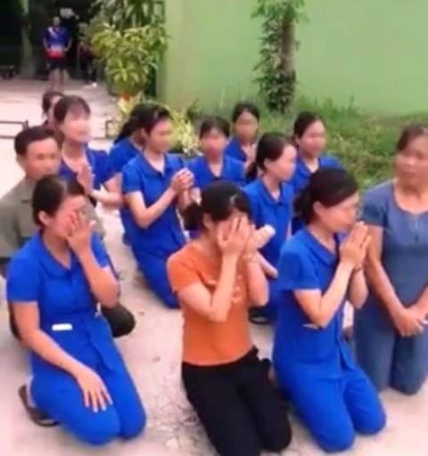 Cô giáo quỳ khóc xin dạy học: Vẫn đóng cửa trường mầm non từ 18-6 - Ảnh 1