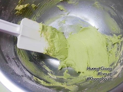 Chán mứt, làm bánh quy bơ vị trà xanh nhâm nhi ngày xuân - Ảnh 2