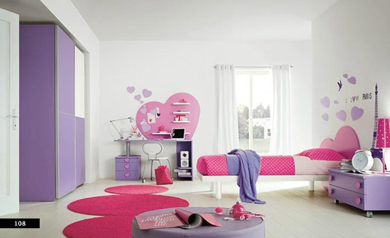 Thiết kế phòng của trẻ kết hợp màu trắng với màu sắc sặc sỡ - Ảnh 8