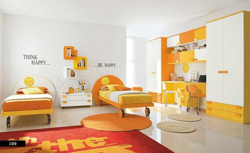 Thiết kế phòng của trẻ kết hợp màu trắng với màu sắc sặc sỡ - Ảnh 10