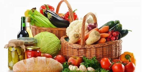 Rau củ quả là thực phẩm cần thiết cho người ăn kiêng