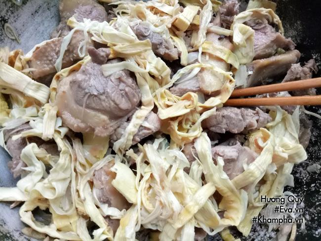Vịt nấu măng khô tưởng không ngon mà ngon không tưởng - Ảnh 3