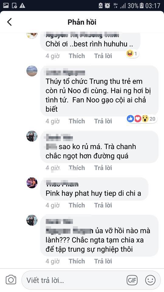 Mai Phương Thúy phản ứng ra sao khi bị đồn yêu Noo Phước Thịnh? - Ảnh 6