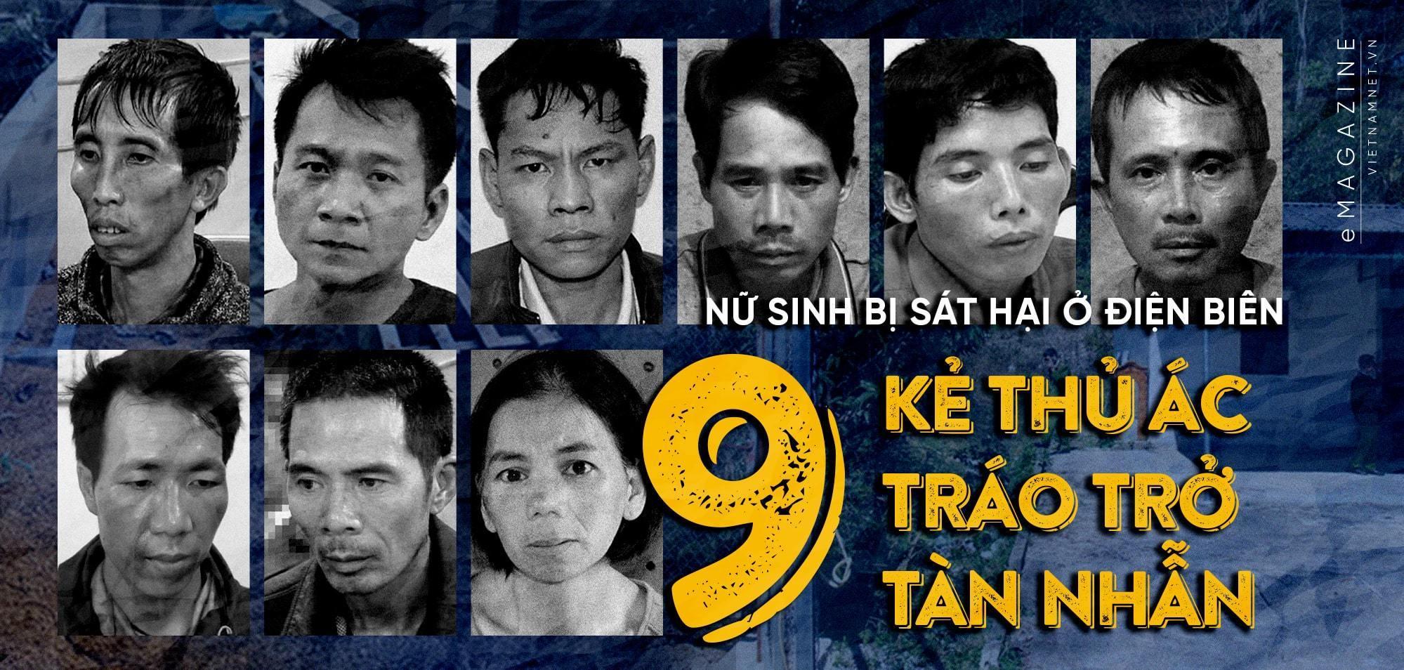 Xét xử 9 bị can vụ nữ sinh giao gà bị sát hại ở Điện Biên - Ảnh 1