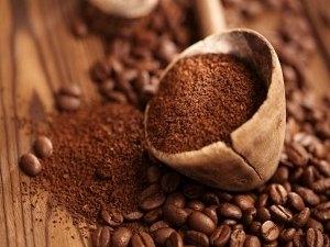 Da căng mịn, đẩy lùi lão hóa với mặt nạ bột cà phê - Ảnh 1