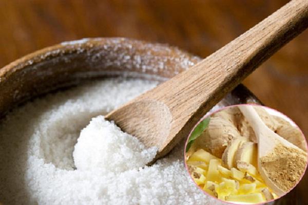 Cách giảm mỡ bụng sau sinh bằng muối ngay tại nhà - Ảnh 2