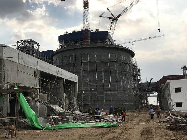 Báo cáo về vụ tai nạn ở Nhà máy Nhiệt điện sông Hậu 1 - Ảnh 1