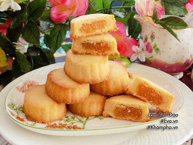 Hóa ra, cách làm bánh dứa Đài Loan khiến chị em phát cuồng lại dễ thế này! - Ảnh 4