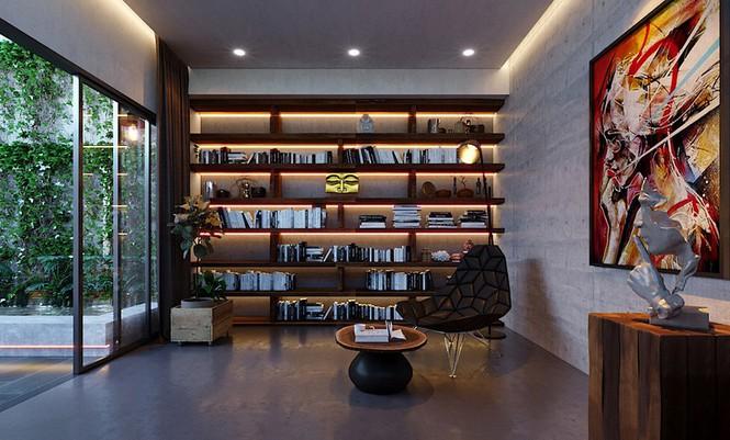 Các kiểu nội thất gỗ mộc vẫn khiến ngôi nhà đẹp nao lòng - Ảnh 4