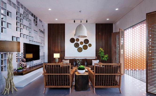 Các kiểu nội thất gỗ mộc vẫn khiến ngôi nhà đẹp nao lòng - Ảnh 7