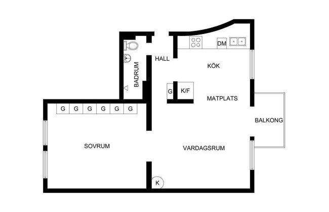 """Biến nhà chung cư diện tích nhỏ thành """"căn hộ khách sạn"""" kiểu Nga - Ảnh 2"""
