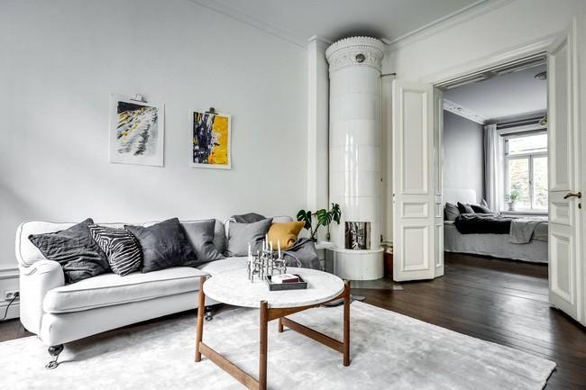 """Biến nhà chung cư diện tích nhỏ thành """"căn hộ khách sạn"""" kiểu Nga - Ảnh 11"""
