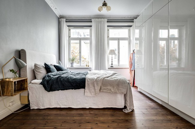 """Biến nhà chung cư diện tích nhỏ thành """"căn hộ khách sạn"""" kiểu Nga - Ảnh 13"""